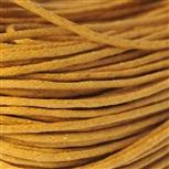 Woskowany Sznurek Jubilerski - Złoty