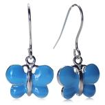 Kolczyki Charms Q-3400 Niebieski