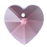Kryształ SJZ-005-9 Light Amethyst