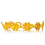 Bransoletka MoonLu ML-01-Żółty