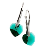 Kolczyki CK001-19 Emerald