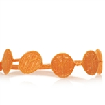 Bransoletka MoonLu ML-10-Pomarańcz